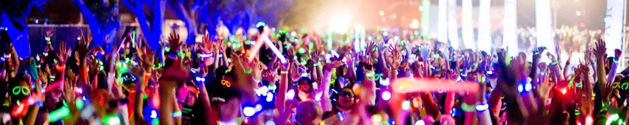 FLUO NIGHT RUN : Bonne humeur, Fluo & Musique !