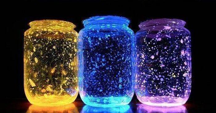 DIY Jars lumineuses
