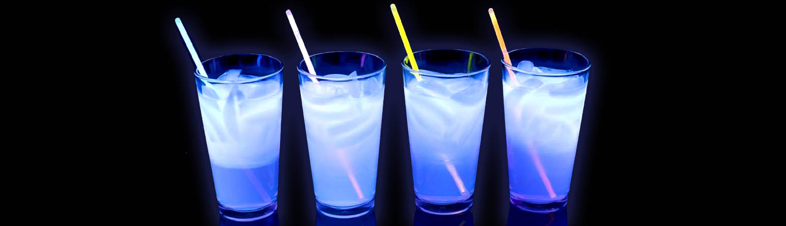 Cocktail fluorescent pour votre bar