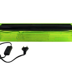 Neon UV 45cm vert fluo